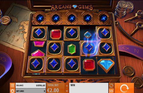 Arcane Gems Reels