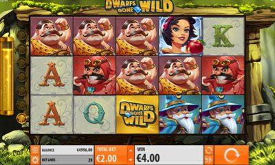 Dwarfs Gone Wild Reels