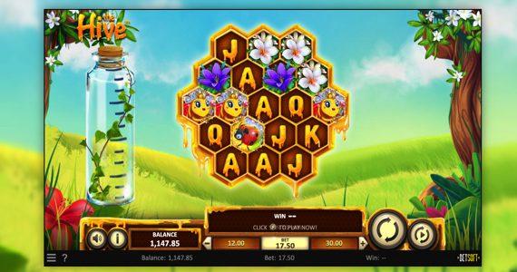 The Hive Screenshot