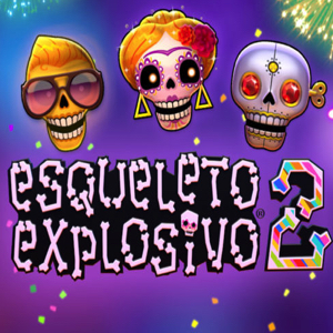 squeleto Explosivo 2 Logo