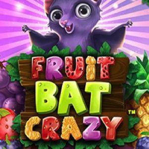 Fruit Bat Crazy Logo