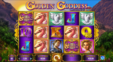 Golden Goddess Reels