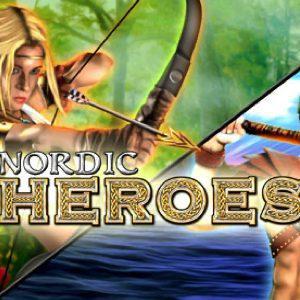 Nordic Heroes Logo