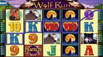 Wolf Run Reels