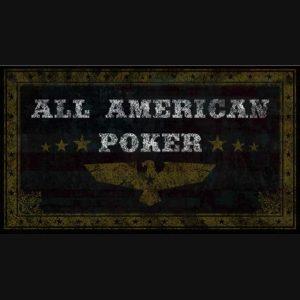 All American Poker Logo RTG