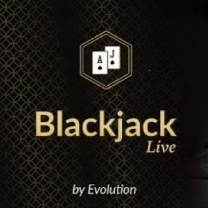 Blackjack Live Logo