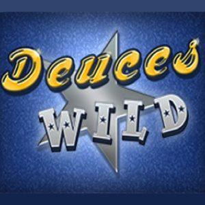 Deuces Wild RTG Logo