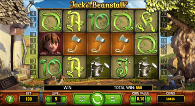 Jack And The Beanstalk Reels