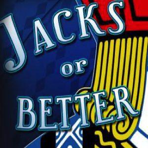 Jacks or Better RTG Logo