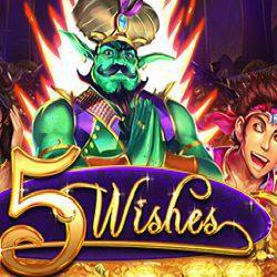 5 Wishes logo RTG