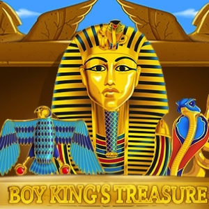Boy King's Treasure logo
