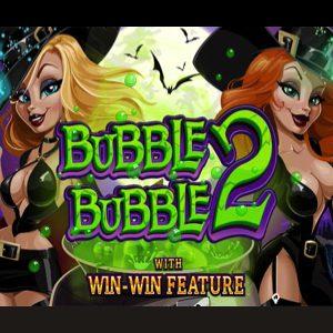 Bubble Bubble 2 logo