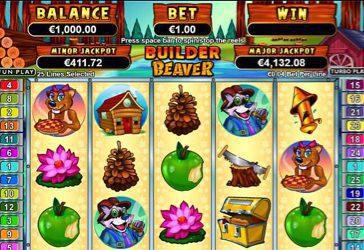 Builder Beaver RTG Screen