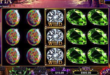 Gemtopia RTG Screen
