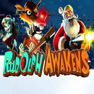 Rudolph Awakens Logo