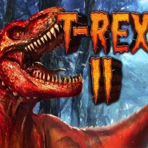 T-Rex II RTG Logo
