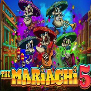 The Mariachi 5 logo