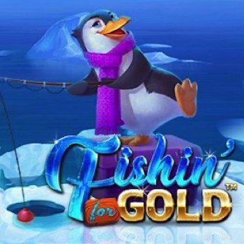 Fishin for gold logo isoftbet