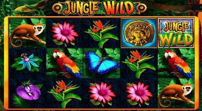 Jungle Wild Reels WMS Scientific Games