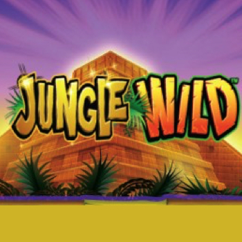Jungle Wild logo WMS Scientific Games