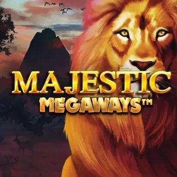 Majestic Megaways logo isoftbet
