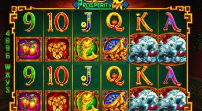 Prosperity Ox Screen