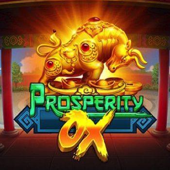 Prosperity Ox logo isoftbet
