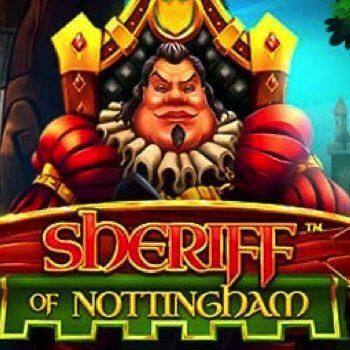Sheriff of Nottingham logo isoftbet