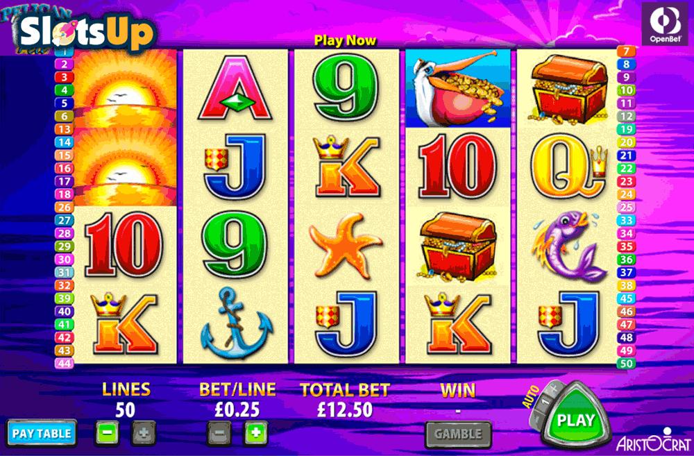 pelican-pete-aristocrat-casino-slots