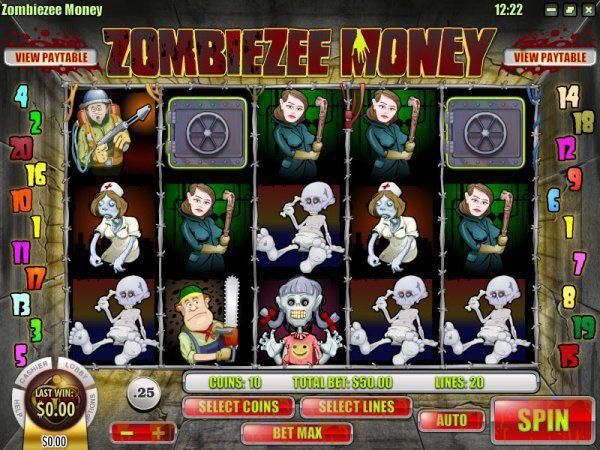 zombie reels