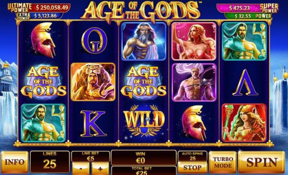age of god reels