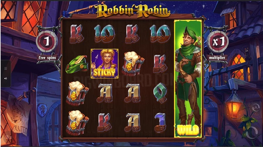 robbin-robin reels