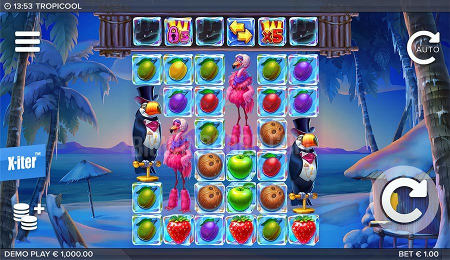 Tropicool-slot-base