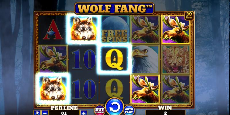 Wolf Fang reels